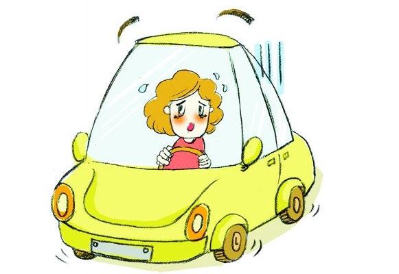 驾驶考试克服紧张心理的四大技巧